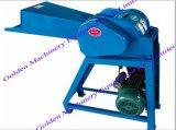 Chinesische Bauernhof-Gras-Spreu-Stroh-Stiel-Scherblock-Ausschnitt-Zerkleinerungsmaschine-Maschine