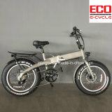 Vélo se pliant avec la bicyclette pliable électrique de batterie au lithium