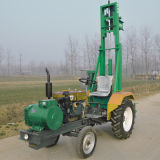 Установленная трактором буровая установка добра воды для сбывания (HF100T)