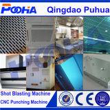Máquina de perfuração mecânica de alumínio do CNC do perfurador do CE