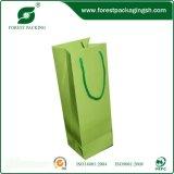 Sacchi di carta di lusso su ordine di modo (FP005)