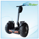 Vespa eléctrica de las ruedas sin cepillo del motor 2