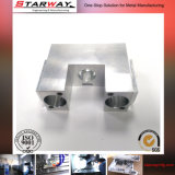 Abitudine del fornitore tutti i generi di parti di alluminio