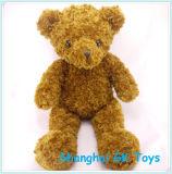 De Harige Teddybeer van de Pluche van de Teddybeer van de pluche