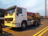 HOWO 6X4 Zz4256n324md1b Sitrak C7h 트랙터 트럭