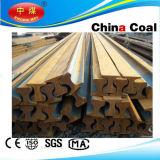 Rail d'acier de lumière de voie de chemin de fer du charbon 2014 de la Chine