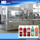 Machine de remplissage de mise en bouteilles de boisson carbonatée automatique