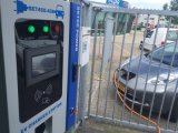 EV de Fabrikant EV Post van het Systeem van de snel Ladende (AC)/