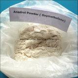Pó esteróide anabólico Anadrol CAS 434-07-1 do crescimento do músculo