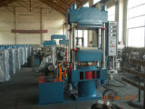 Vier Pfosten-Platten-Vulkanisator-Maschine