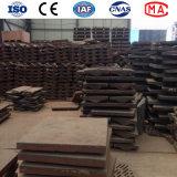 Kugel-Tausendstel-Zwischenlage/hoch Aluminiumzwischenlage-Platte