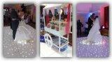 12*12FT populärste Panels LED Starlit Dance Floor der Hochzeits-Licht-Dekoration-LED Dance Floor