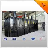 Matériel souterrain de traitement des eaux d'eaux d'égout