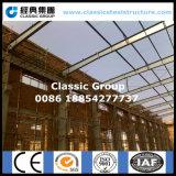 Edificio rápido del acero estructural de la estructura
