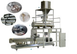 Double machine de boudineuse à vis pour l'aliment pour animaux familiers de poissons de chat de crabot