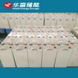 Batterie d'accumulateurs à énergie solaire de centrale électrique (2V500AH)