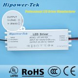 50W Waterproof o excitador ao ar livre do diodo emissor de luz IP65/67 com CCC