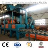 熱い販売のプロフィールの鋼鉄ショットブラストのクリーニング機械