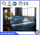 WH06-1.5X1220 tipo manual máquina de dobra e de dobramento da placa de aço