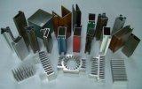 Perfis de alumínio da extrusão