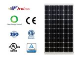 Salz-Nebel-beständiges monokristallines Silikon 270W Solar-PV-Baugruppe für Dachspitze PV-Projekte
