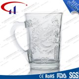 340ml新しいデザインガラスビールのジョッキ(CHM8049)