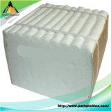Module plié par laines réfractaires de fibre en céramique pour le traitement de la chaleur