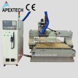 Автоматический маршрутизатор 1325 CNC изменения инструмента для древесины