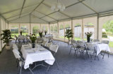 Outdoor Partyのための屋根Lining Wedding Tent