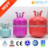 気球の使用のためのヘリウムのガス容器