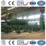 まっすぐな継ぎ目によって溶接される炭素鋼の管製造所