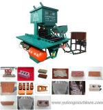Máquina de fatura de tijolo direta da fábrica máquina de fatura de tijolo ecológica