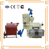 Grande capacité d'huile de table de machine à vis de presse