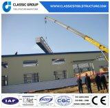 Vorfabrizierter hoher Anstieg-aufbauendes Stahlrahmen-Zelle-Lager