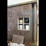 Posto adatto 48 tutto il Columbarium del granito con due colonne