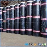 Membrana impermeable modificada Sbs auta-adhesivo del betún de la alta calidad
