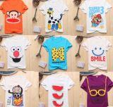2017명의 형식 아이들 면 t-셔츠