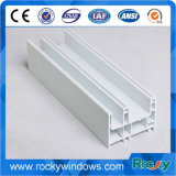 PVC пластичного Co-Extrusion UV профилирует Windows