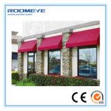 Roomeye Fabrik-Preis-Aluminium-/örtlich festgelegtes Aluminiumfenster mit dem ausgeglichenen Glasieren