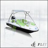 Barco de patrulla de alta velocidad de 4.6m de fibra de vidrio