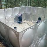 Réservoir de stockage de l'eau d'acier inoxydable de l'Assemblée 304