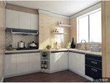 エーゲ海のロマンチックな環境保護のStovingのニスのラッカー食器棚(CA20-11)