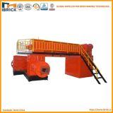 Macchina per fabbricare i mattoni automatica piena dell'argilla in Bangladesh