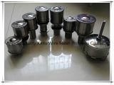 Gicleur de filtre d'acier inoxydable et gicleur de tamis de fil de cale