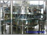O animal de estimação engarrafa máquina de enchimento Carbonated do refresco
