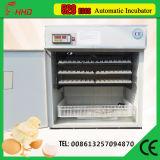 528個の鶏の卵のフルオートの安い卵の定温器(YZITE-8)