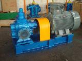 Grande pompe à engrenages de transfert d'huile lubrifiante d'arc de la capacité Ycb80