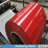 La BV prova la bobina d'acciaio d'acciaio della bobina ricoperta colore PPGI/bobina d'acciaio galvanizzata preverniciata