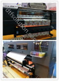 전사지에 승화 인쇄 기계