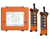 Teledirigido sin hilos del alzamiento eléctrico industrial de los nuevos productos F24-8s/D Telecrane